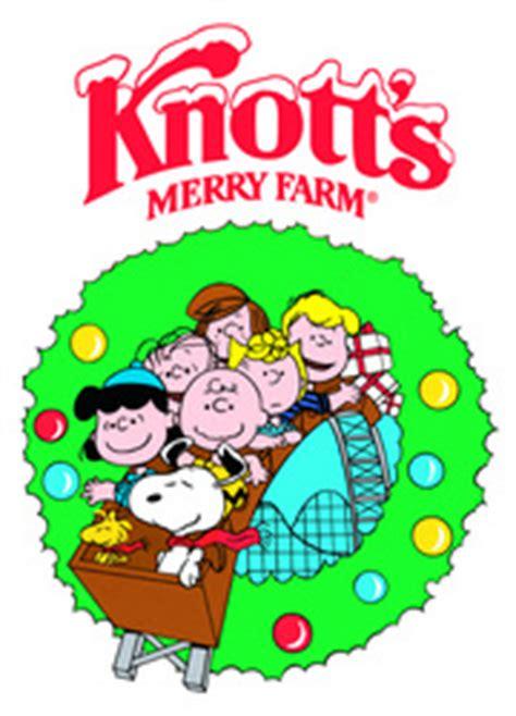 knotts merry farm invites    charlie brown christmas