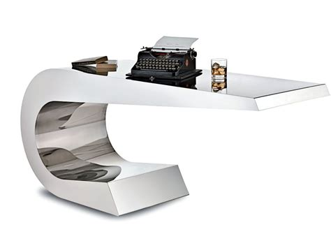Unique And Unusual Computer Desks At Office And Home Modern Design Desk