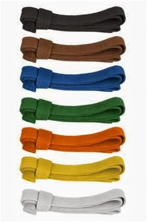 Kopel Cetrek Sabuk Hitam Putih makna warna sabuk pada karate meraih ilmu syar i