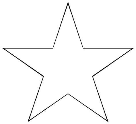 Molded De Estrellas | moldes de estrellas colouring pages