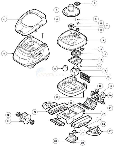 shark navigator parts diagram hayward navigator pro parts inyopools