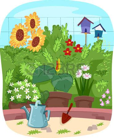 clipart garden scenery clipart garden pencil and in color scenery