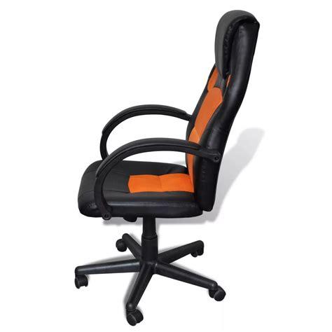 Sedia Arancione by Sedia Ufficio Professionale Design Esclusivo Arancione