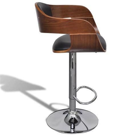 swivel stool with backrest adjustable swivel bar stool leather with backrest vidaxl