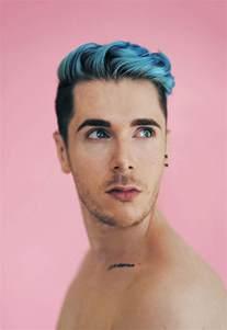 boy color with blue bubblegum liddell