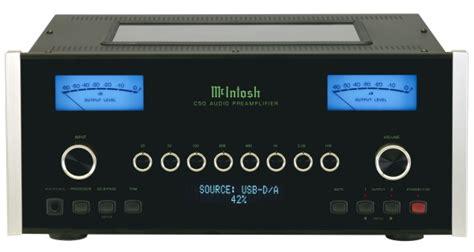 Machintosh C50 mcintosh c50 stereo pre preview avrev