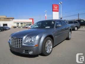 Used Chryslers 300 For Sale Used 2007 Chrysler 300 For Sale In Hamilton Ontario