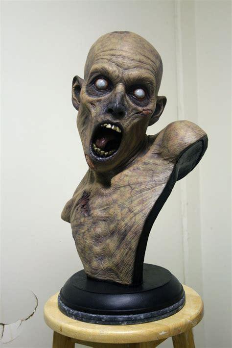 easy clay sculptures patient  bust patient