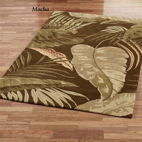 tropical throw rugs rainforest area rugs