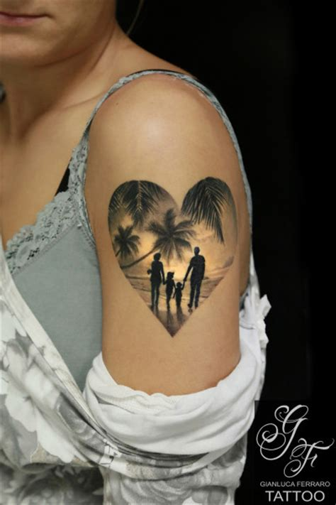 tattoo tatuaggi napoli naples italy realistic gianluca