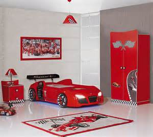 audi race car bed
