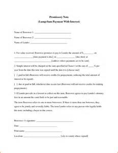 vehicle promissory note template doc 585650 printable promissory note blank promissory