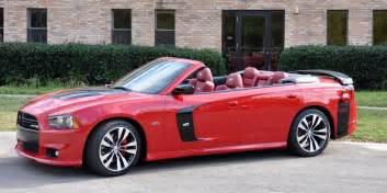 drop top customs dodge charger srt8 convertible car tuning