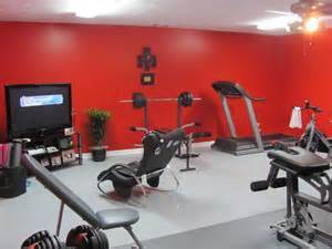 home gym exercise fitness room design ideas room