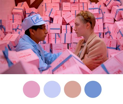wes color palette 12 reasons to make you the of wes