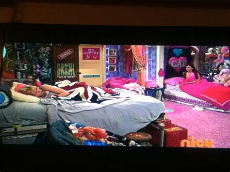 cat valentine bedroom 17 best images about sam and cat on pinterest cat