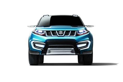 Suzuki Compact Upcoming Suzuki Iv 4 Suv To Be Slotted Vitara New