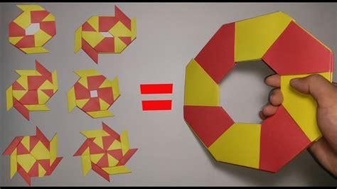 membuat video boomerang membuat boomerang ajaib dari kertas bisa berubah banyak