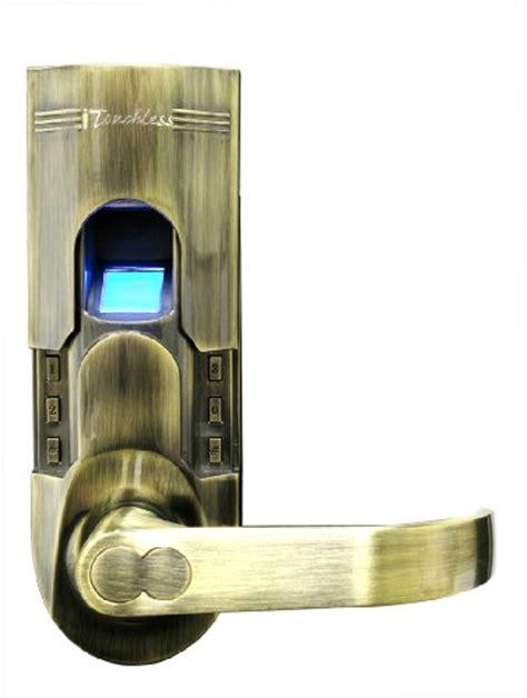 Cheap Fingerprint Door Lock by Buy Best Cheap Itouchless Bio Matic Fingerprint Door Lock