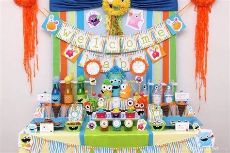 monster bathroom theme 34 awesome boy baby shower themes spaceships and laser beams