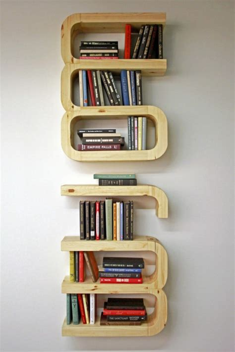 30 creative and contemporary bookshelf designs pixelpetal