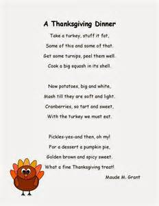 Thanksgiving Peom Gallery For Gt Funny Thanksgiving Poems