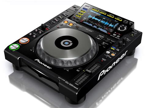 Dj Player cdj the next generation pioneer reimagines dj cd player