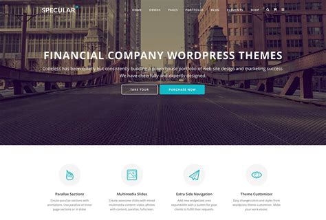 best business themes 20 best financial company themes 2018 colorlib