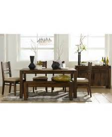 Dining Room Furniture Pieces Avondale Dining Room Furniture Collection Macy S Dining
