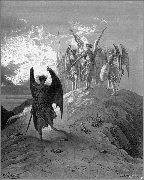 Purple Rain: Archangels and Lucifer