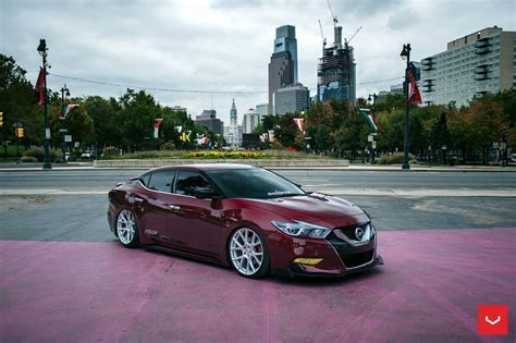 custom nissan maxima this thing isn t your run of the mill 2016 nissan maxima