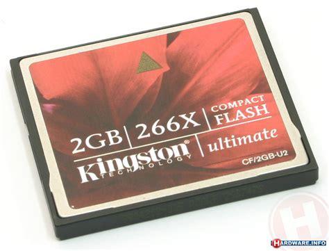 Kingston Compactflash Memory Card Ultimate 266x 45mbs 64gb kingston compact flash ultimate 266x 2gb photos