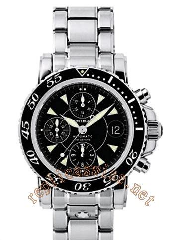 montblanc sport watches for sale