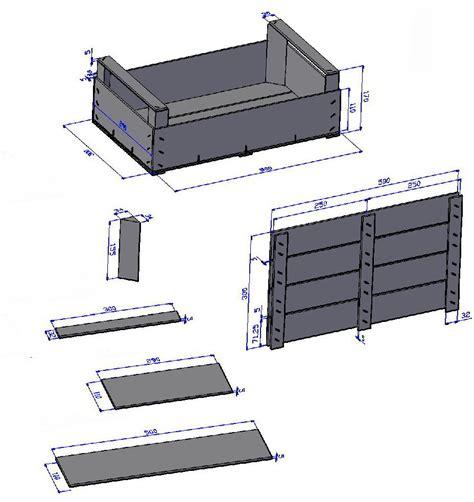 cassette frutta legno dimensioni cassette di legno per frutta woodbusinessportal
