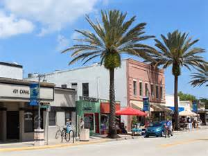 East End Awning New Smyrna Beach Florida Destination Main Streets