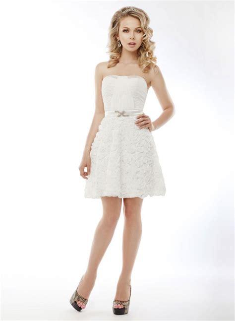 pronovias vestidos cortos de novia vestidos cortos de novia hogarmania