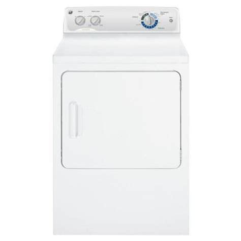 ge 6 8 cu ft electric dryer in white gtdp200efws the
