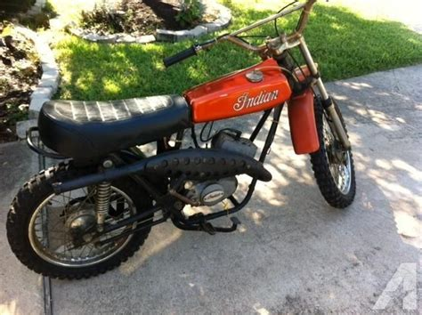motocross bikes for sale in india 1974 indian dirtbike mx74b 75cc for sale in katy texas