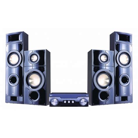 lg 4 2 channel home theatre system arx 8