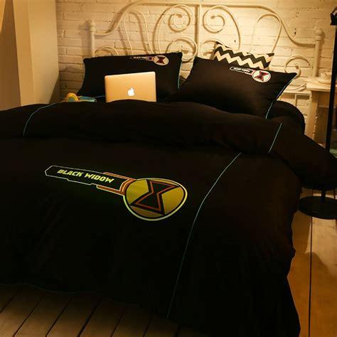 Black Widow Bedding Set Queen Size Bed Set Ebeddingsets Bedding Sets Black