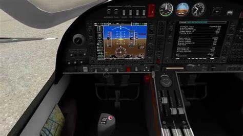 x plane layout x plane side adventures review of diamond da42 payware