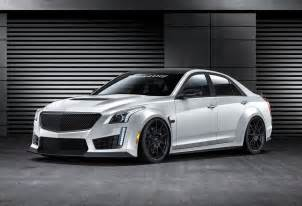 Pictures Of Cadillac Cts V Hennessey S Tuned 2016 Cadillac Cts V Aims For 240 Mph