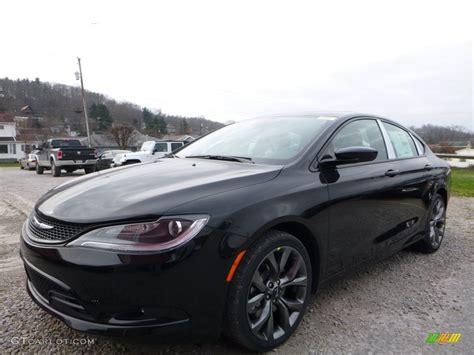 Chrysler 200 Black 2016 black chrysler 200 s awd 109273832 gtcarlot