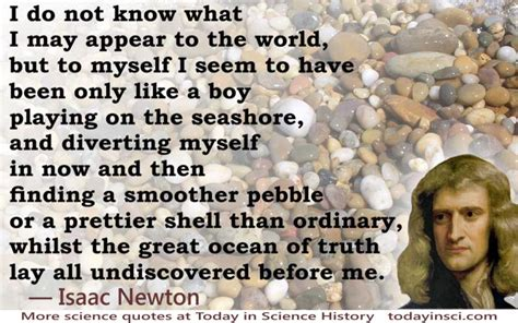 biography in hindi newton isaac newton playing on the seashore illustrated quote
