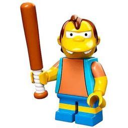 Sale Lego Minifigure Ned Flanders With Apron the simpsons toys at bbtoystore the simpsons stuffed