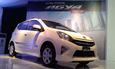 2013 Toyota Agya Trd S kelebihan toyota agya trd s manfaat