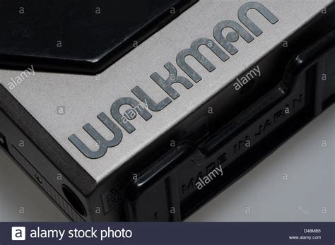 sony walkman cassette sony walkman cassette player stock photo royalty free