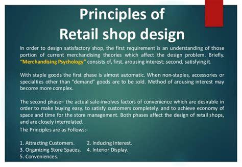 retail layout principles retail design portfolioo pawan