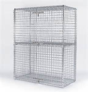 security storage cage security liquor locker security