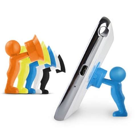 Exclusive 3d Stand Hercules Mobile Phone Holder Multi Color Ter 3d stand hercules mobile phone holder multi color jakartanotebook